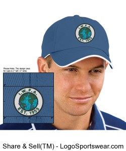 Port Authority Signature - Dry Zone Cap Design Zoom